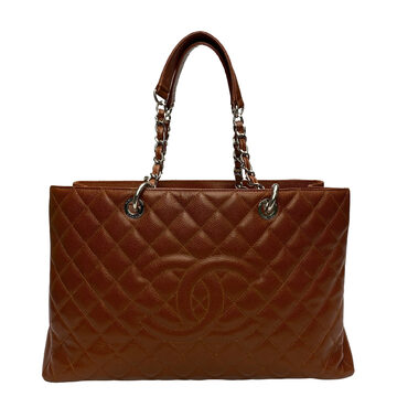 Bolsa Chanel XL Grand Shopping Tote Marrom