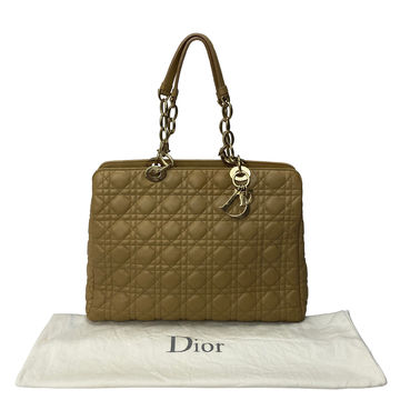 Bolsa Christian Dior Shopping Cannage Tote