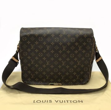 Bolsa Louis Vuitton Valmy GM Monogram
